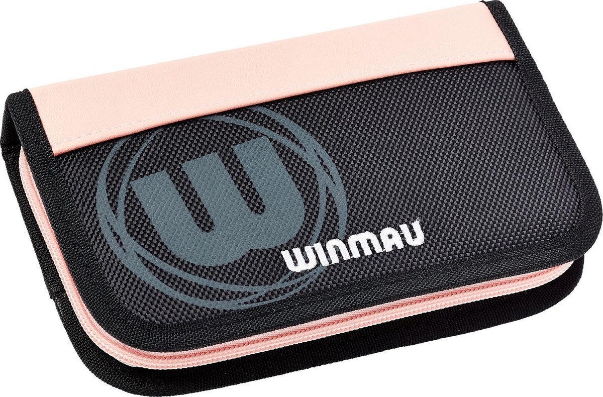 Winmau Urban Pro dartcase roze - 18 x 11 x 3 cm