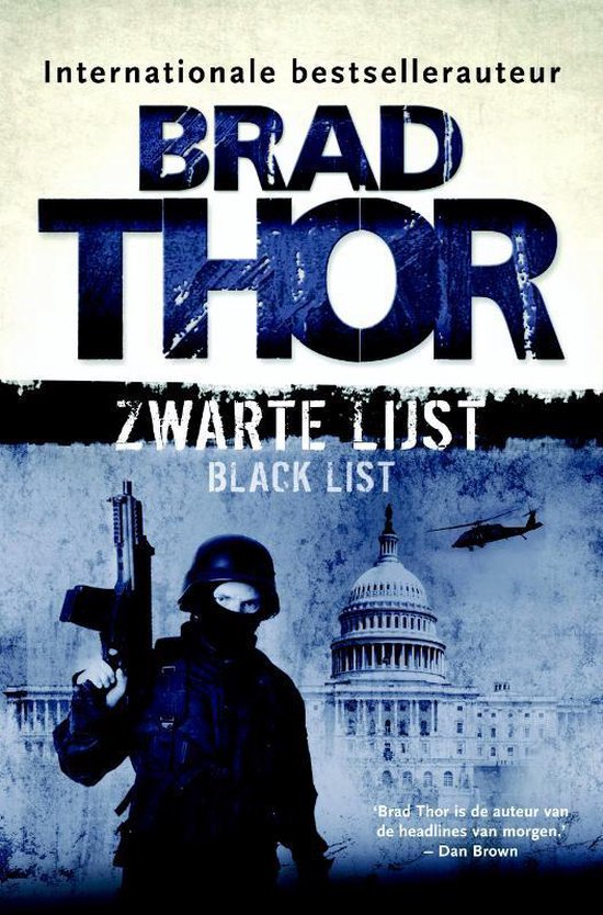 Zwarte lijst - Brad Thor |