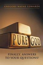 Omslag Pure God
