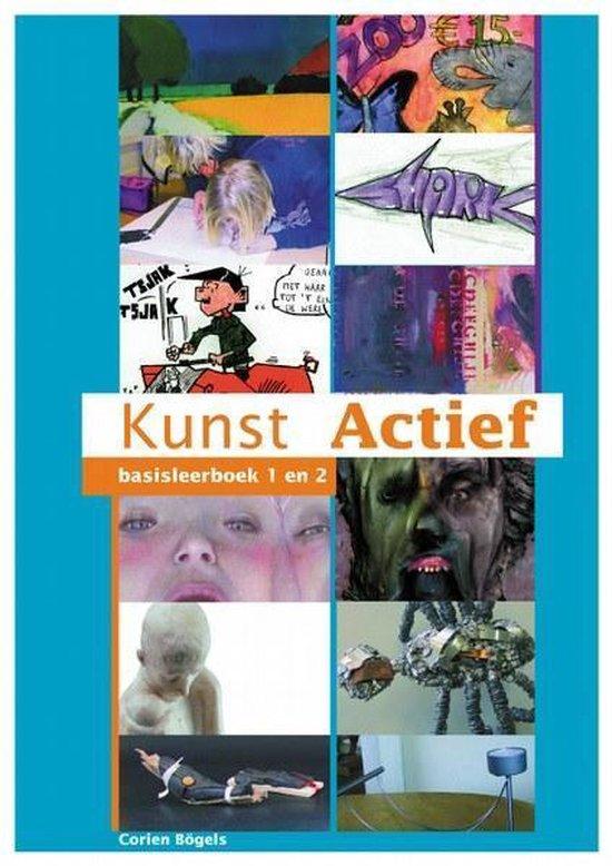 Kunst-Actief 1 en 2 Basisstof - Lambo  
