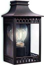 Philips myGarden Hedge - Wandlamp - 1 Lichtpunt - bruin - 1 x 630lm