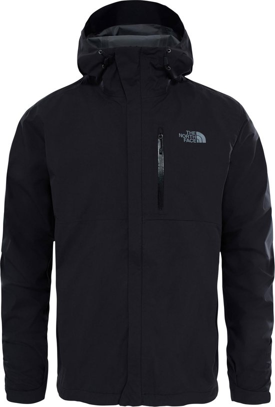 The North Face Dryzzle Heren Jas - TNF Black - Maat M