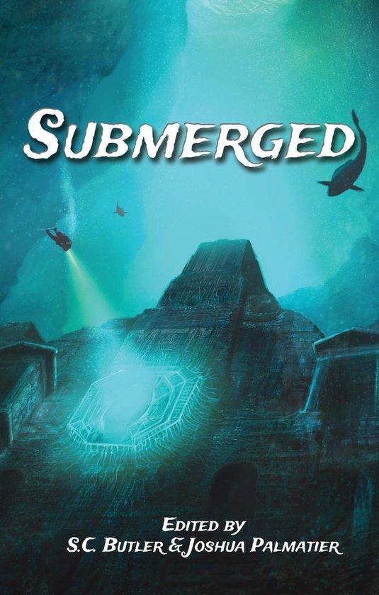 Boek cover Submerged van Joshua Palmatier (Onbekend)
