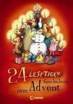 Lesetiger. 24 Lesetiger-Geschichten zum Advent