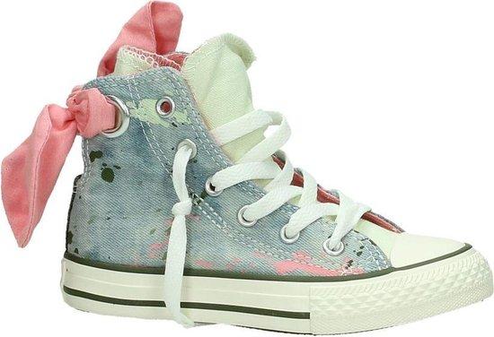 bol.com | Converse Chuck taylor as bow back hi - Sneakers ...