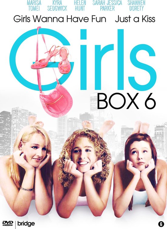 Cover van de film 'Girls Box 6'