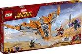 LEGO Super Heroes Thanos: Het Ultieme Duel - 76107