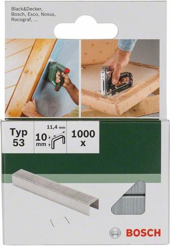 Bosch - Niet type 53 10,0 mm - Bosch