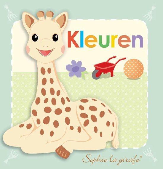 Sophie de giraf baby kartonboekje: kleuren - Sawn Sirett pdf epub