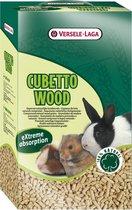 Versele-Laga Cubetto Wood Houtkorrels - 12 L