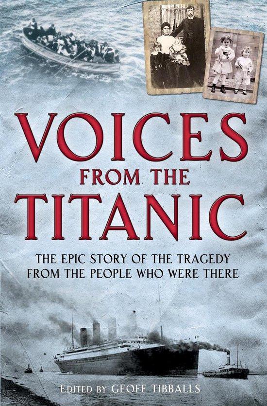 Afbeelding van Voices from the Titanic