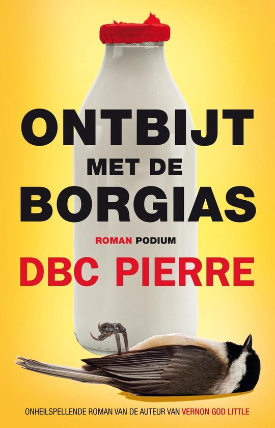 Ontbijt met de Borgias - Dbc Pierre |