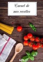 Carnet de mes recettes