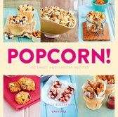 Boek cover Popcorn! van Carol Beckerman (Paperback)