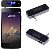 3,5 MM Aux FM Transmitter -- iPhone 6 USB Carkit - Ipod MP3 Auto Radio Receiver