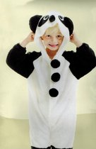 DREAMLAND - verkleedkleding - Thema: Panda - 1 delig - Maat 98