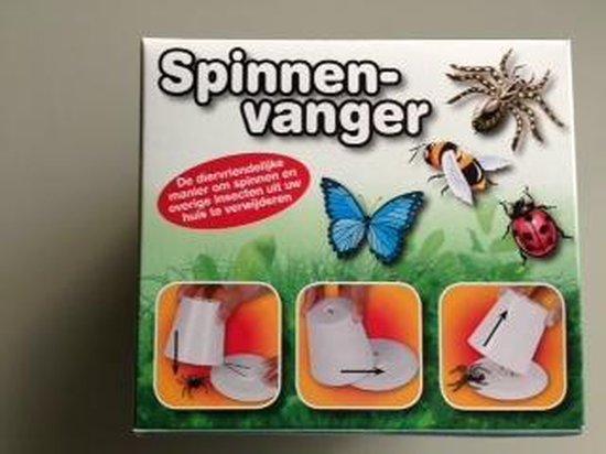 Spinnenvanger - spinnen vanger - spider catcher
