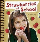 Bug Club Guided Non Fiction Year 2 Orange B Strawberries at School