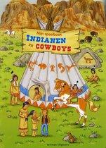 Mijn speelboek indianen en cowboys