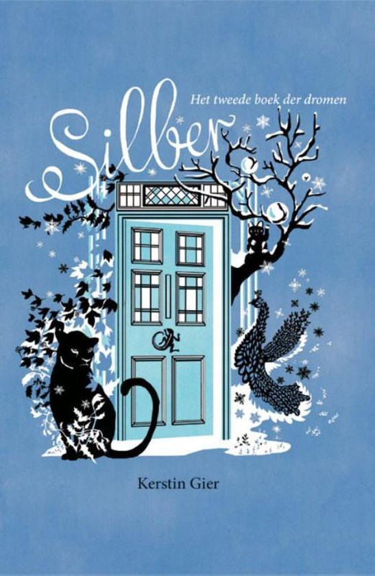 Silber het tweede boek der dromen - Kerstin Gier |