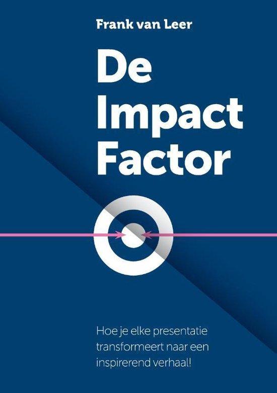 De Impact Factor - Frank van Leer   Fthsonline.com