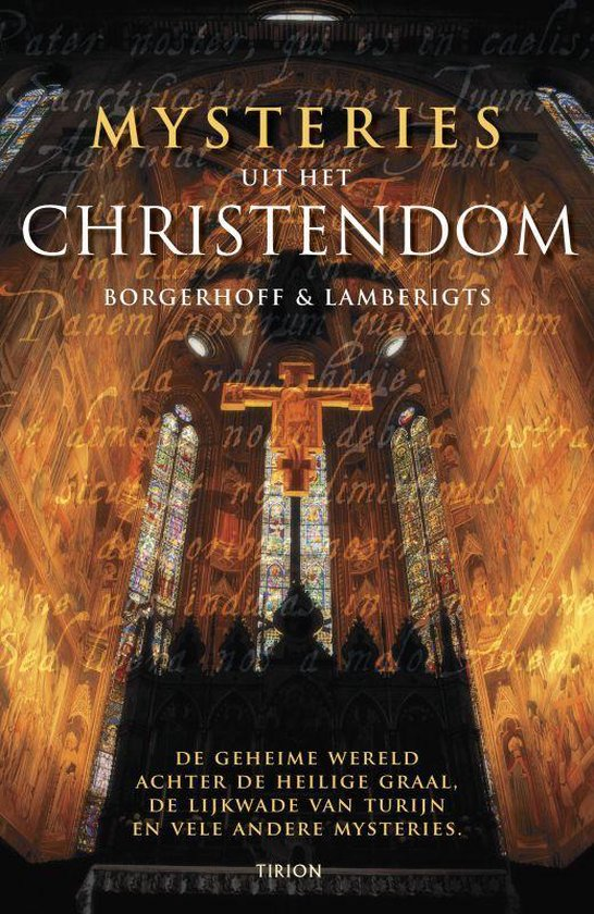 Mysteries uit het Christendom - Steven Borgerhoff |