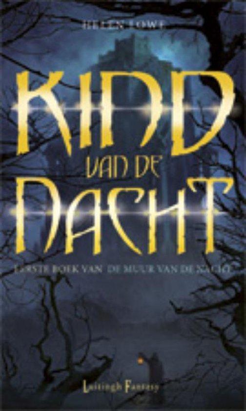 Cover van het boek 'De Muur van de Nacht 1 - Kind van de nacht'