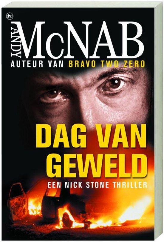 Dag Van Geweld - Andy McNab pdf epub