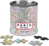 Paris city puzzel magneten