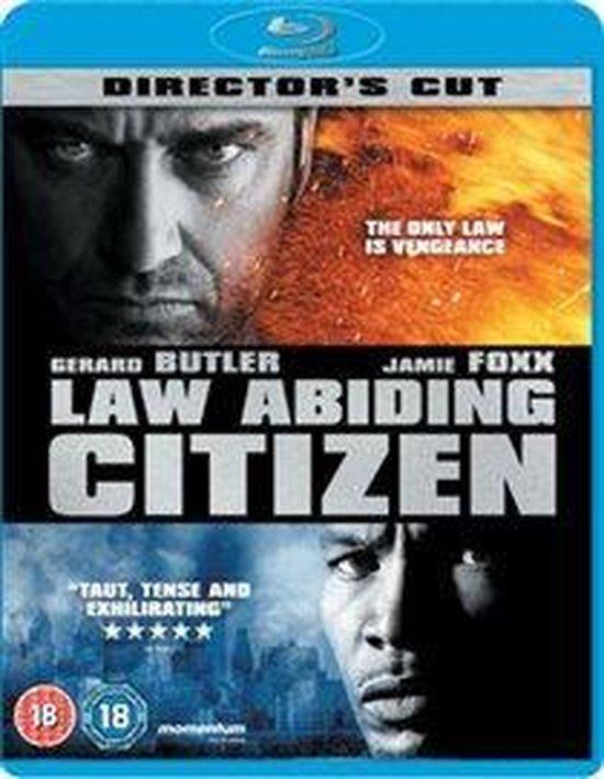 Cover van de film 'Law Abiding Citizen'