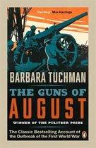 Boek cover The Guns of August van Barbara W. Tuchman (Paperback)