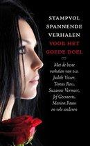 Boek cover Stampvol spannende verhalen van Suzanne Vermeer