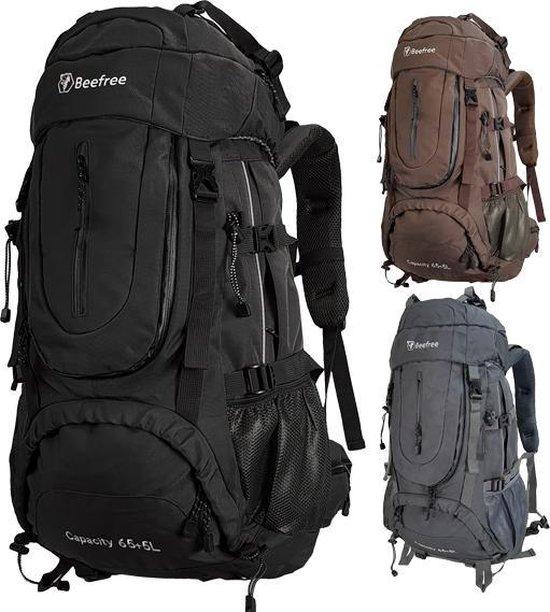 Beefree Backpack - Rugzak - Zwart