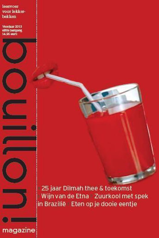 bouillon magazine - Bouillon voorjaar 2013 - none  