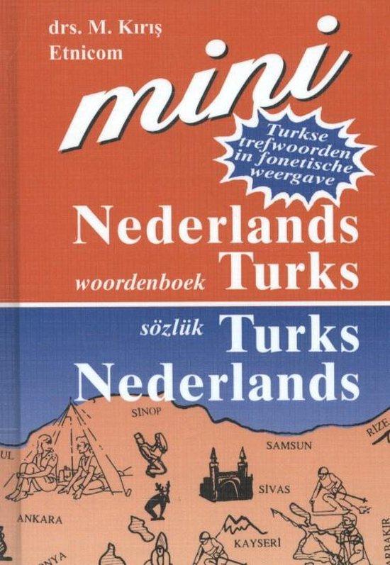Nederlands-Turks Turks-Nederlands; Hollandaca-Turkce Turkce-Hollandaca - Mehmet Kiris pdf epub
