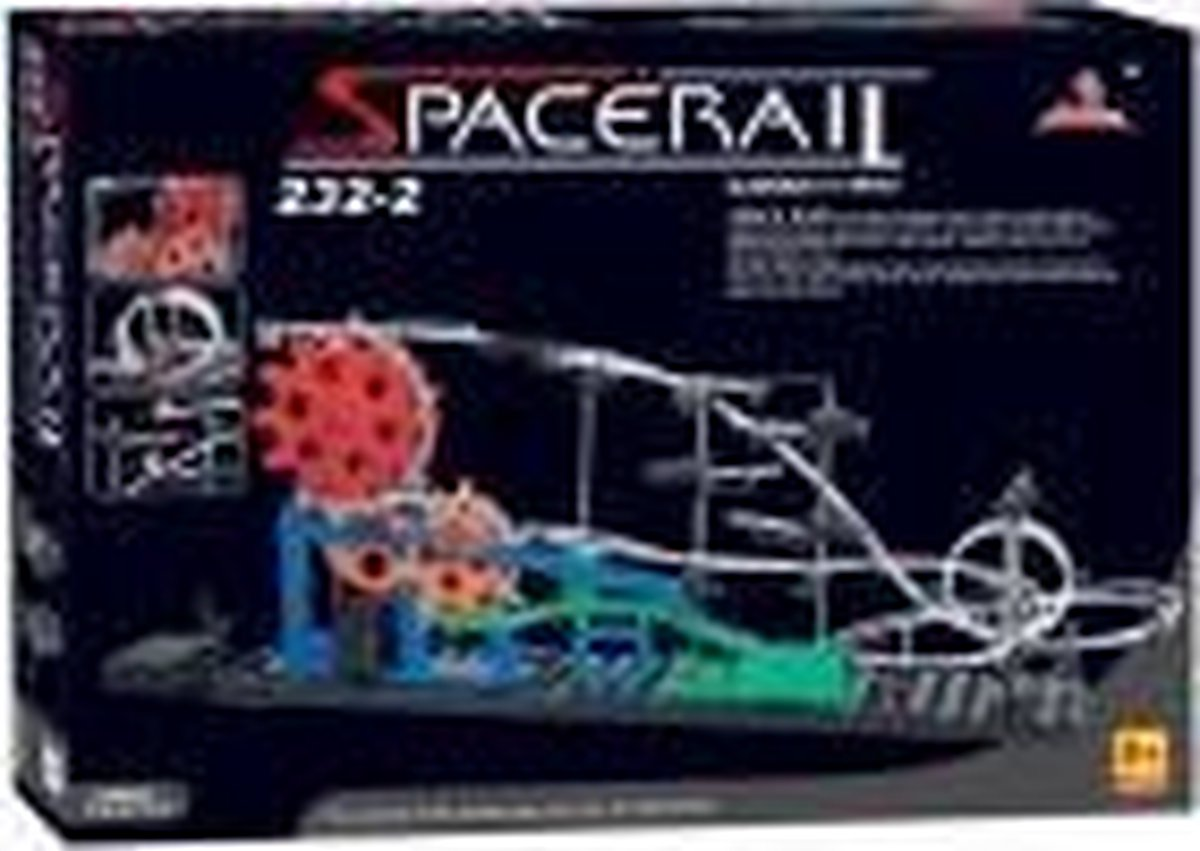 Spacerail Knikkerbaan Level 2 Transmission