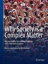 Why Society is a Complex Matter