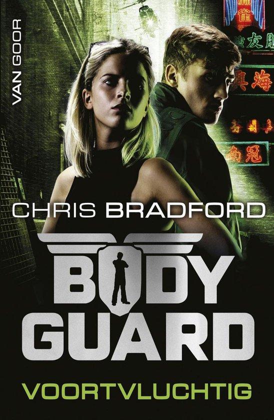 Bodyguard 6 - Voortvluchtig - Chris Bradford |