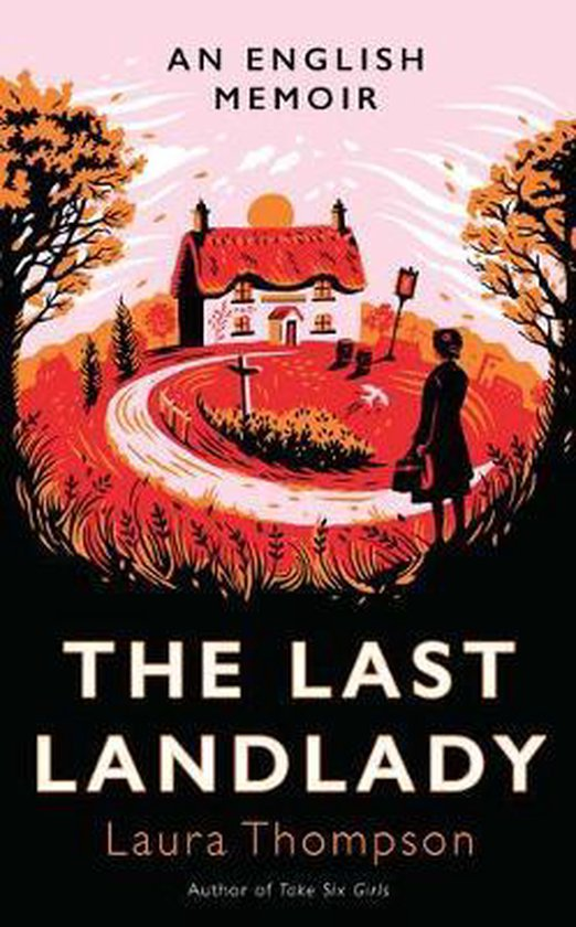 Boek cover The Last Landlady van Laura Thompson (Hardcover)