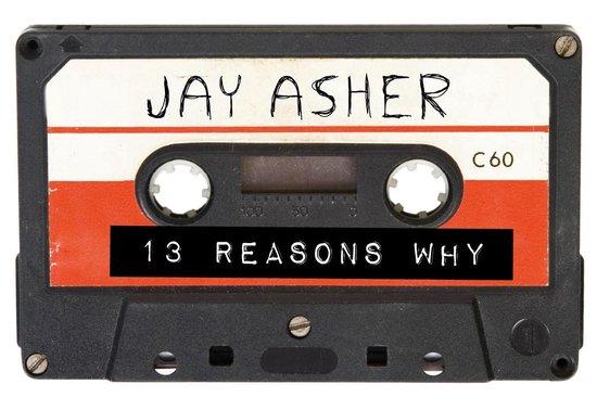 Afbeelding van Thirteen reasons why - dwarsligger (compact formaat)
