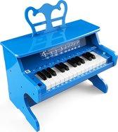 iDance MP 1000 digitale piano Blauw 25 toetsen