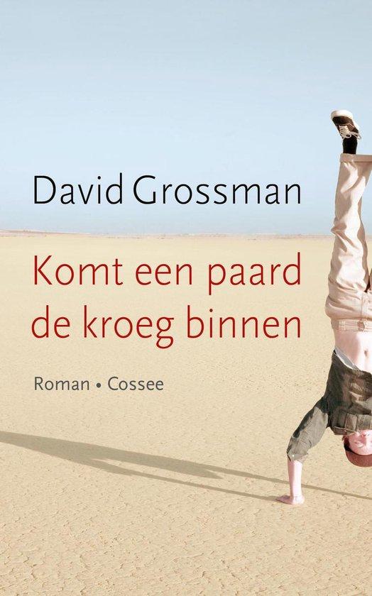 Komt een paard de kroeg binnen - David Grossman |