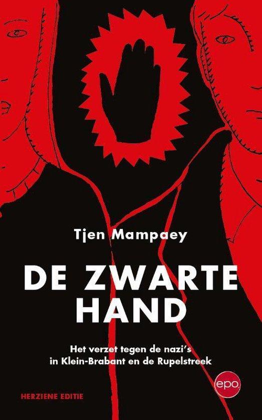 De zwarte hand - Tjen Mampaey |