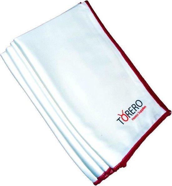 Poleerdoek / Glasdoek / Glazendoek Nano Torero Horeca Supplies 5 stuks