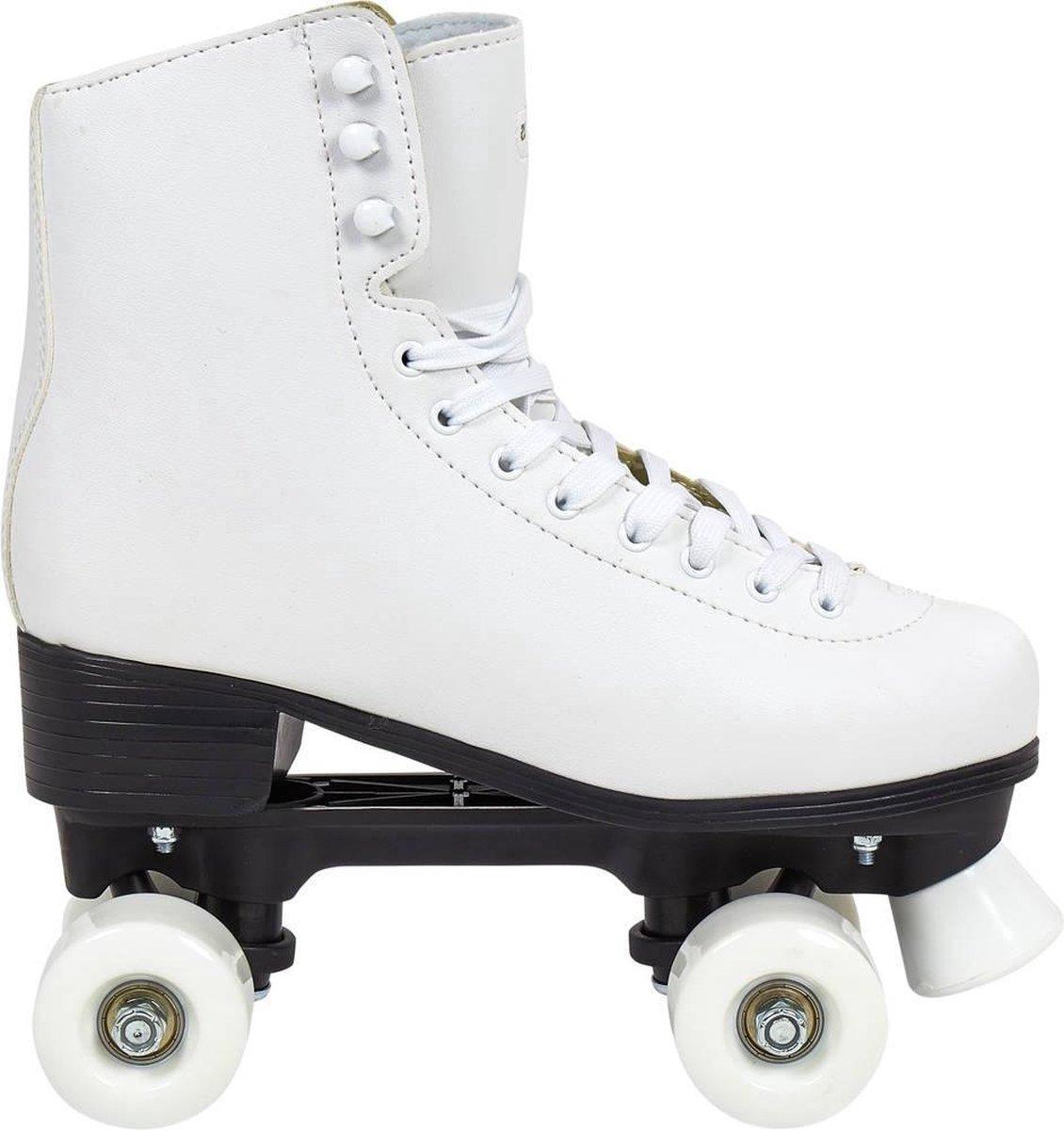 Roces Rc1 Rolschaatsen Meisjes Wit Maat 36