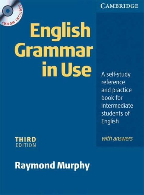 English Grammar In Use with Answers and CD ROM - Raymond Murphy