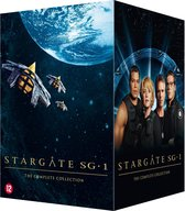 Stargate SG 1 - The Complete Collection