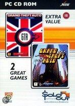 GTA Double Pack (GTA + GTA London) /PC
