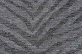 Buitenkleed Hides zebra grijs 200x290 cm