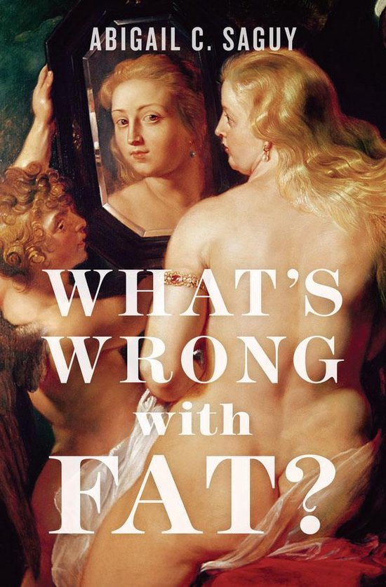Boek cover Whats Wrong with Fat? van Abigail C. Saguy (Onbekend)
